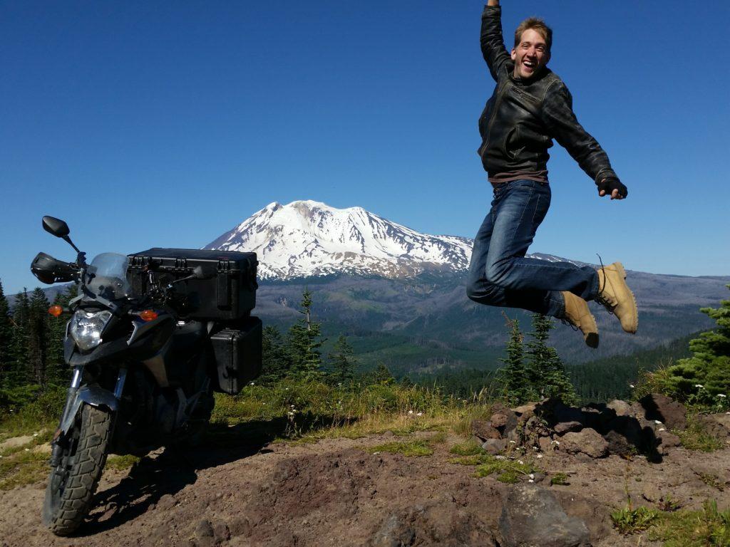 Mount Adams Brett Anderson everywhereman