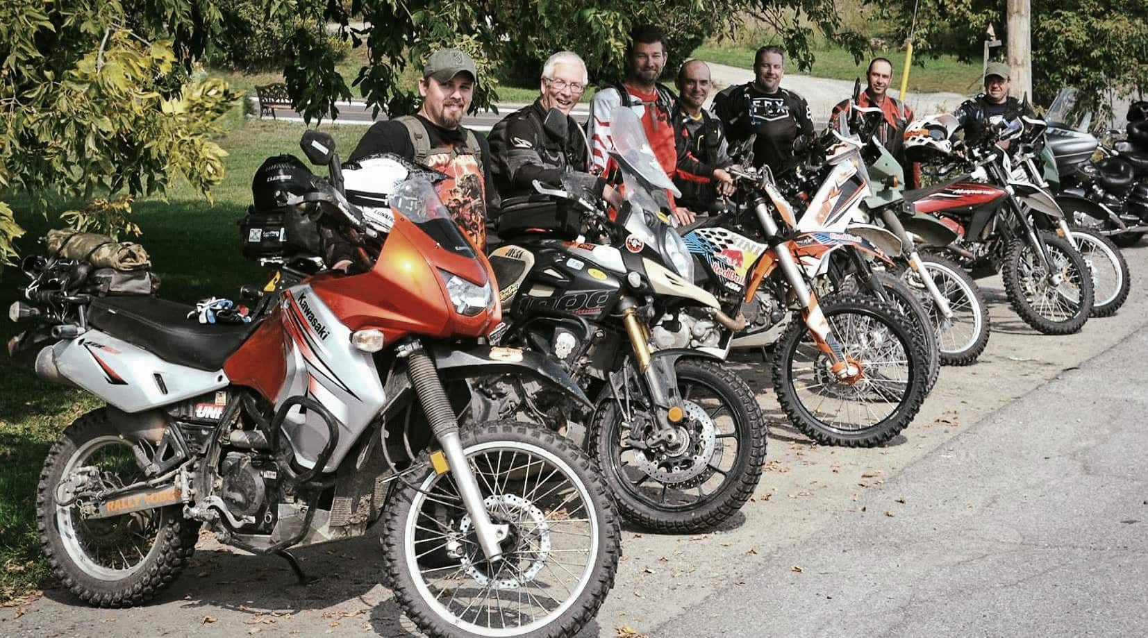 6 Adventure Motorcycle Riding Activities To Check-Out In Ontario