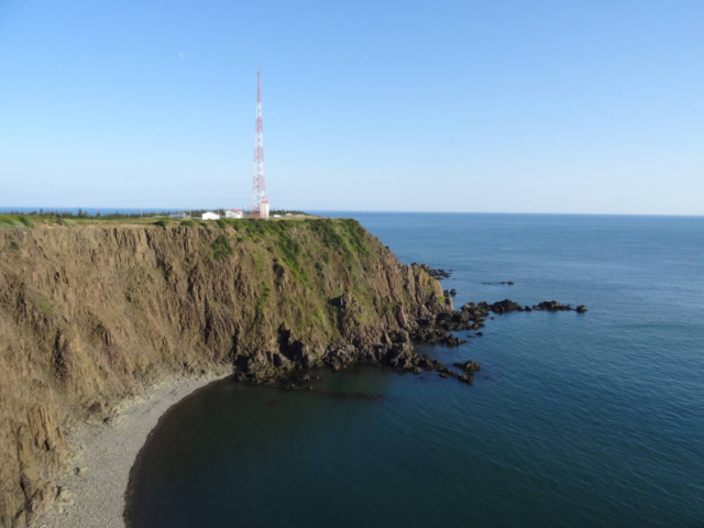 The Southern Head lighthouse, Grand Manan Island