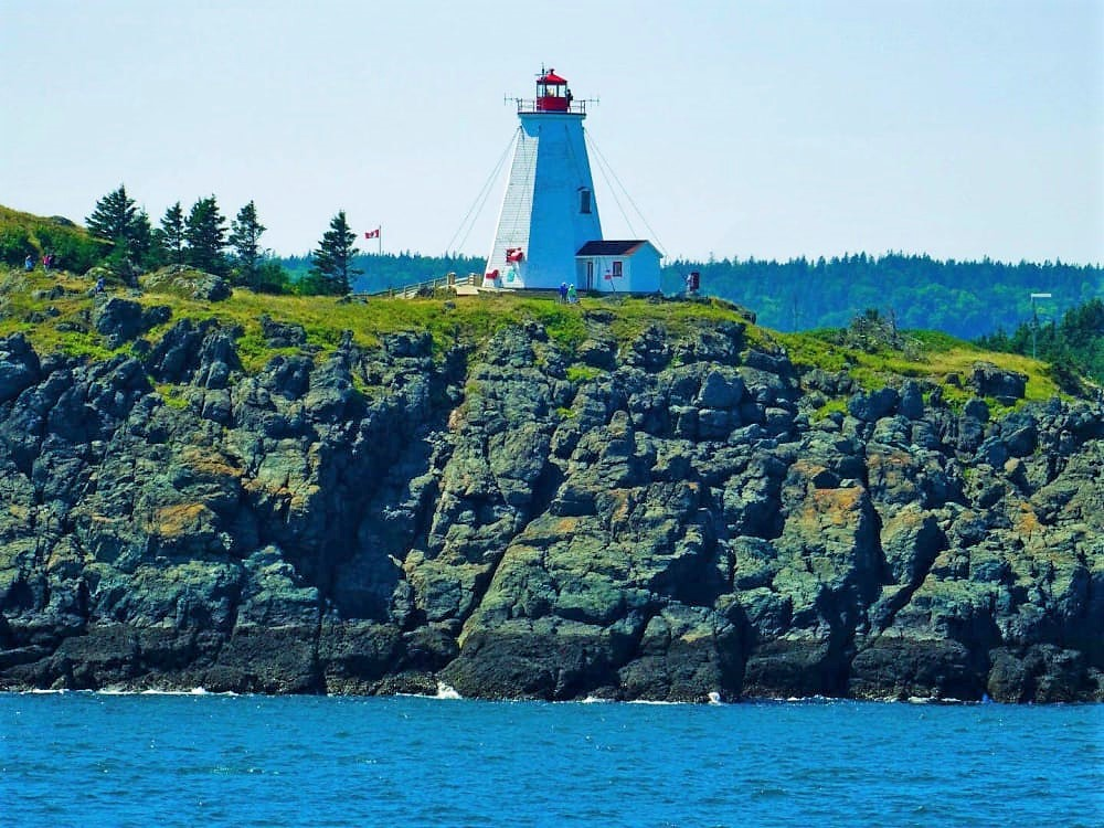 Adventures Out East: Arriving at Grand Manan Island